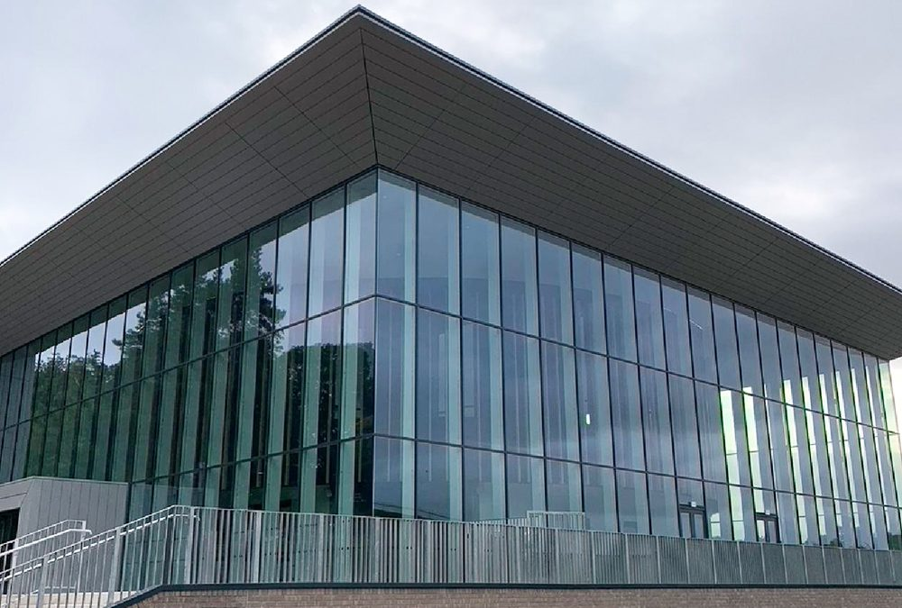 Allied Interiors were delighted to assist in the handover of the new £20 million, University of Stirling, Sports Redevelopment, alongside Morrison Construction.